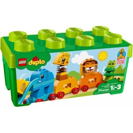 LEGO DUPLO Pociąg ze zwierzątkami  10863