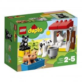 LEGO DUPLO Zwierzątka hodowlane 10870