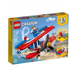 LEGO CREATOR Samolot kaskaderski 31076