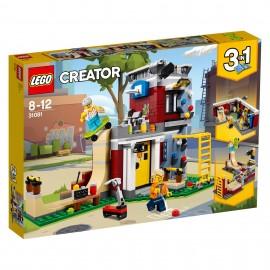 LEGO CREATOR Skatepark 31081