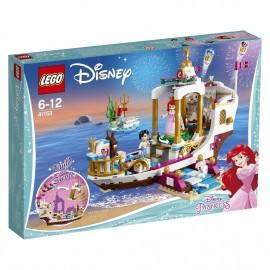 LEGO DISNEY PRINCESS Uroczysta łódź Ariel 41153