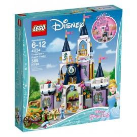 LEGO DISNEY PRINCESS Wymarzony zamek Kopciuszka 41154