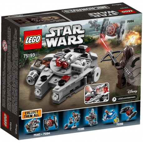 LEGO STAR WARS Sokół Millennium 75193