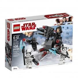 LEGO STAR WARS Najwyższy Porządek 75197