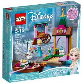LEGO DISNEY PRINCESS Przygoda Elzy na targu 41155