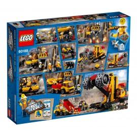 LEGO CITY Mining Kopalnia 60188