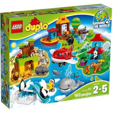 LEGO DUPLO Town Dookoła świata 10805
