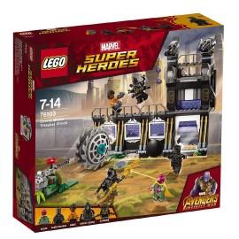 """LEGO SUPER HEROES Atak Corvusa Glaive""""a 76103"""