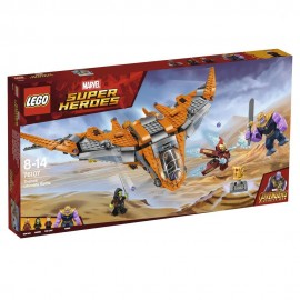 LEGO SUPER HEROES Thanos: ostateczna walka 76107