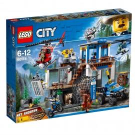 LEGO CITY Police Górski posterunek policji 60174